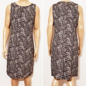 Ann Taylor Sleeveless Knee Length Sheath Dress